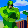 Scorpion - Tail Striking Action! | Spider-Man: The Animated Series 1994 изображение-2