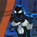 Spider-Man Black Costume | The Animated Series 1994 изображение-2
