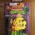 April (Heroes in a half-shell!) | Teenage Mutant Ninja Turtles (TMNT 1987) - Playmates Toys 1995 фото-1