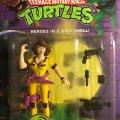 April (Heroes in a half-shell!) | Teenage Mutant Ninja Turtles (TMNT 1987) - Playmates Toys 1995 фото-2