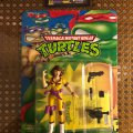 April | Teenage Mutant Ninja Turtles (TMNT 1987) - Playmates Toys 1988 фото-1