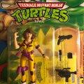 April | Teenage Mutant Ninja Turtles (TMNT 1987) - Playmates Toys 1988 фото-2