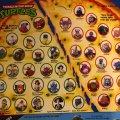 April | Teenage Mutant Ninja Turtles (TMNT 1987) - Playmates Toys 1988 фото-4