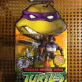Biker Donatello - The Extreme BMX Bike Riding Turtle! | Teenage Mutant Ninja Turtles (TMNT) - Playmates Toys 2003 фото-1