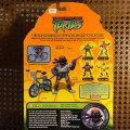 Biker Donatello - The Extreme BMX Bike Riding Turtle! | Teenage Mutant Ninja Turtles (TMNT) - Playmates Toys 2003 фото-3