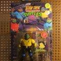 Captain Leonardo - The Wacky Warp Drivin' Leader! | Teenage Mutant Ninja Turtles (Star Trek) - Playmates Toys 1994 фото-1