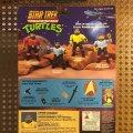 Captain Leonardo - The Wacky Warp Drivin' Leader! | Teenage Mutant Ninja Turtles (Star Trek) - Playmates Toys 1994 фото-3