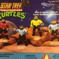 Captain Leonardo - The Wacky Warp Drivin' Leader! | Teenage Mutant Ninja Turtles (Star Trek) - Playmates Toys 1994 фото-4