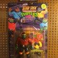 "Chief Engineer Michaelangelo - The Bodacious ""Beam Me Up"" Buddy! | Teenage Mutant Ninja Turtles (Star Trek) - Playmates Toys 1994 фото-1"