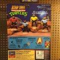 "Chief Engineer Michaelangelo - The Bodacious ""Beam Me Up"" Buddy! | Teenage Mutant Ninja Turtles (Star Trek) - Playmates Toys 1994 фото-3"
