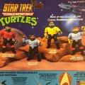 "Chief Engineer Michaelangelo - The Bodacious ""Beam Me Up"" Buddy! | Teenage Mutant Ninja Turtles (Star Trek) - Playmates Toys 1994 фото-4"