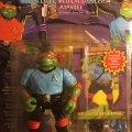 Chief Medical Officer Raphael - Pizza Healin' Doctor Dude! | Teenage Mutant Ninja Turtles (Star Trek) - Playmates Toys 1994 фото-2