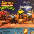 Chief Medical Officer Raphael - Pizza Healin' Doctor Dude! | Teenage Mutant Ninja Turtles (Star Trek) - Playmates Toys 1994 фото-4
