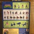 Lieutenant Leo - The Desert Duelin' Dude! | Teenage Mutant Ninja Turtles (Mutant Military) - Playmates Toys 1991 фото-3