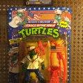 Midshipman Mike - The Salty Sewer Sailor! | Teenage Mutant Ninja Turtles (Mutant Military) - Playmates Toys 1991 фото-1