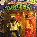 Midshipman Mike - The Salty Sewer Sailor! | Teenage Mutant Ninja Turtles (Mutant Military) - Playmates Toys 1991 фото-2