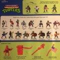 Midshipman Mike - The Salty Sewer Sailor! | Teenage Mutant Ninja Turtles (Mutant Military) - Playmates Toys 1991 фото-4