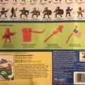 Midshipman Mike - The Salty Sewer Sailor! | Teenage Mutant Ninja Turtles (Mutant Military) - Playmates Toys 1991 фото-5