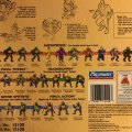 Mutatin' Foot Soldier - The Rad Re-arrangin' Robot! | Teenage Mutant Ninja Turtles (Ninja Power) - Playmates Toys 1988 фото-5