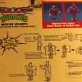 Mutatin' Splinter - The Remodeled Rodent Samurai Sage! | Teenage Mutant Ninja Turtles (Ninja Power) - Playmates Toys 1988 фото-4