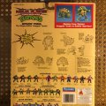 Mutatin' Tokka - The Shape-shiftin' Snappin' Turtle   Teenage Mutant Ninja Turtles (Ninja Power) - Playmates Toys 1988 фото-3