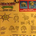 Mutatin' Tokka - The Shape-shiftin' Snappin' Turtle | Teenage Mutant Ninja Turtles (Ninja Power) - Playmates Toys 1988 фото-4