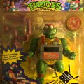 Pizza Tossin' Raph - The Sewer Servin' Sauce Master! | Teenage Mutant Ninja Turtles (Pizza Tossin') - Playmates Toys 1988 фото-2