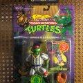 Portrait of Grand Slammin' Raph - The Baseball Bashin' Batter!   Teenage Mutant Ninja Turtles (Sewer Sports All-Stars) - Playmates Toys 1994 фото-1