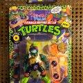 Rappin' Mike - The Record Rappin' Reptile! | Teenage Mutant Ninja Turtles (Rock'n Rollin) - Playmates Toys 1988 фото-1