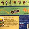 Rappin' Mike - The Record Rappin' Reptile! | Teenage Mutant Ninja Turtles (Rock'n Rollin) - Playmates Toys 1988 фото-5