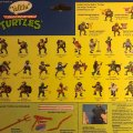 "Talkin' Michelangelo - ""Pizza Time!"" & ""Kowabunga!""   Teenage Mutant Ninja Turtles (World's First Talking Mutant Figures!) - Playmates Toys 1991 фото-4"