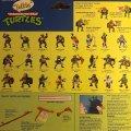 "Talkin' Raphael - ""Totally Awesome!"" & ""Rock 'n Roll!"" | Teenage Mutant Ninja Turtles (World's First Talking Mutant Figures!) - Playmates Toys 1991 фото-4"