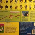 "Talkin' Raphael - ""Totally Awesome!"" & ""Rock 'n Roll!"" | Teenage Mutant Ninja Turtles (World's First Talking Mutant Figures!) - Playmates Toys 1991 фото-5"