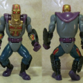 Mutatin' Foot Soldier - The Rad Re-arrangin' Robot! | Teenage Mutant Ninja Turtles (Ninja Power) - Playmates Toys 1988 изображение-2