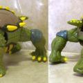 Mutatin' Tokka - The Shape-shiftin' Snappin' Turtle   Teenage Mutant Ninja Turtles (Ninja Power) - Playmates Toys 1988 изображение-2