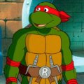 "Talkin' Raphael - ""Totally Awesome!"" & ""Rock 'n Roll!"" | Teenage Mutant Ninja Turtles (World's First Talking Mutant Figures!) изображение-4"