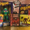Серия фигурок Spider-Man: The Animated Series (Toy Biz 1994) фото-4