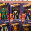 Серия фигурок Spider-Man: The Animated Series (Toy Biz 1994) фото-2