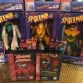Серия фигурок Spider-Man: The Animated Series (Toy Biz 1994) фото-3