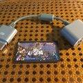 Оптический аудио-адаптер для XBOX 360 - оригинальный (б/у)