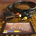 Композитный AV кабель - оригинал (б/у) для Microsoft XBOX