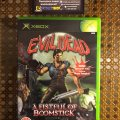 Evil Dead: A Fistful of Boomstick (Microsoft XBOX) (PAL) (б/у) фото-1