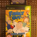 Family Guy (Microsoft XBOX) (PAL) (б/у) фото-1