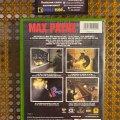 Max Payne (б/у) для Microsoft XBOX