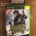 Medal of Honor Frontline (Microsoft XBOX) (NTSC-U) (б/у) фото-1