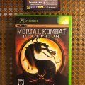 Mortal Kombat: Deception (Microsoft XBOX) (NTSC-U) (б/у) фото-1