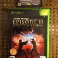 Star Wars Episode III: Revenge of the Sith (Microsoft XBOX) (PAL) (б/у) фото-1