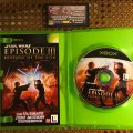 Star Wars Episode III: Revenge of the Sith (Microsoft XBOX) (PAL) (б/у) фото-2