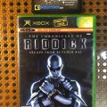 The Chronicles of Riddick: Escape from Butcher Bay PAL (б/у) для Microsoft XBOX