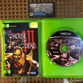 The House of the Dead III (б/у) для Microsoft XBOX
